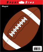 Car Magnet Football