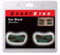 Pro-Style Camouflage Eye Black