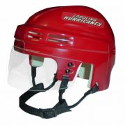 Carolina Hurricanes Mini Helmet — Red