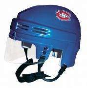 Montreal Canadiens Mini Helmet — Royal Blue