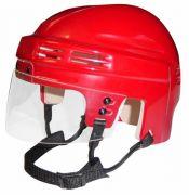 Blank Red Mini Helmet