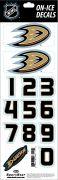 NHL Anaheim Ducks Decals