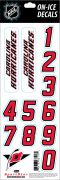 NHL Carolina Hurricanes Decals