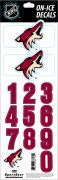 NHL Arizona Coyotes Decals