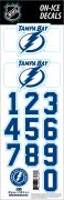 NHL Tampa Bay Lightning Decals