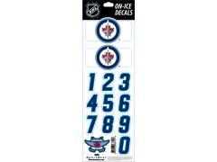 NHL Winnipeg Jets Decals