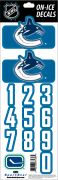 NHL Vancouver Canucks Decals - Royal