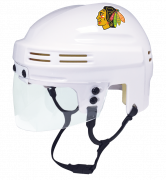 Chicago Blackhawks Mini Helmet — White
