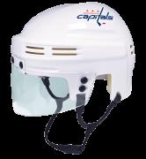 Washington Capitals Mini Helmet — White