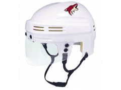 Arizona Coyotes Mini Helmet — White
