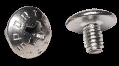Dome Screws - One Pair