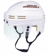 Carolina Hurricanes Mini Helmet — White