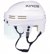 Los Angeles Kings Mini Helmet — White