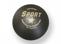 Lacrosse Dead Bounce Practice Ball