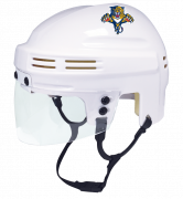 Florida Panthers Mini Helmet — White