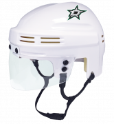 Dallas Stars Mini Helmet — White