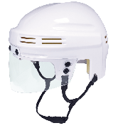 Blank White Mini Helmet