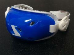 X1 - Large/X-Large - Evolution Gel Chinstrap - Royal Blue