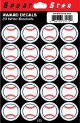 Baseball—White