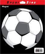 Car Magnet Soccer