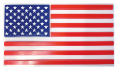 3D USA Flag—Large