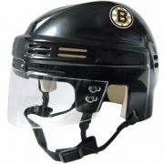 Boston Bruins Mini Helmet — Black