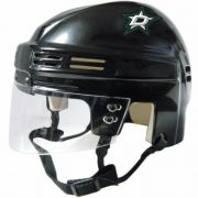 Dallas Stars Mini Helmet — Black