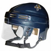 Florida Panthers Mini Helmet — Navy