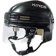 Los Angeles Kings Mini Helmet — Black
