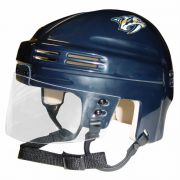 Nashville Predators Mini Helmet — Navy
