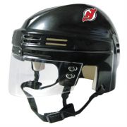 New Jersey Devils Mini Helmet — Black