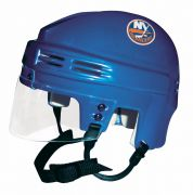 New York Islanders Mini Helmet — Royal Blue