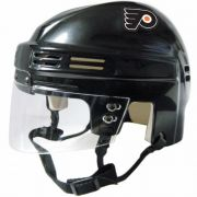 Philadelphia Flyers Mini Helmet — Black