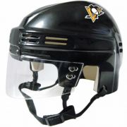Pittsburgh Penguins Mini Helmet — Black