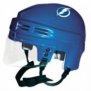 Tampa Bay Lightning Mini Helmet — Royal Blue