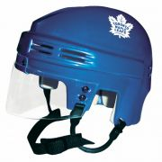 Toronto Maple Leafs Mini Helmet — Royal Blue