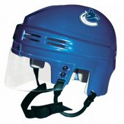 Vancouver Canucks Mini Helmet — Royal Blue