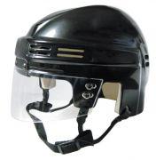 Blank Black Mini Helmet