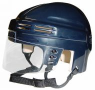 Blank Navy Mini Helmet