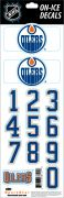 NHL Edmonton Oilers Decals