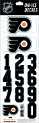 NHL Philadelphia Flyers Decals
