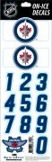 NHL Winnipeg Jets Decals