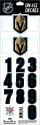 NHL Vegas Golden Knights Decals