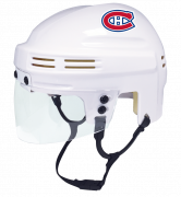 Montreal Canadiens Mini Helmet — White