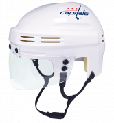 Washington Capitals Mini Helmet — White