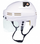 Philadelphia Flyers Mini Helmet — White