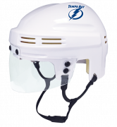 Tampa Bay Lightning Mini Helmet — White