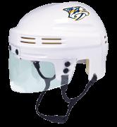 Nashville Predators Mini Helmet — White
