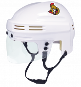 Ottawa Senators Mini Helmet — White