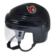 Ottawa Senators Mini Helmet — Black